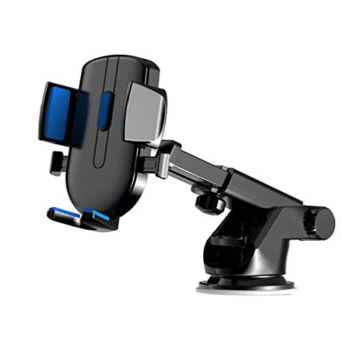 Titular del teléfono del coche del tablero de instrumentos del sostenedor del soporte del GPS del teléfono montaje del coche del teléfono celular de la tableta Soporte para todos los teléfon