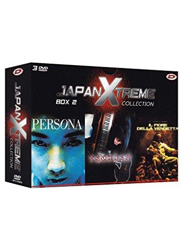 Japan Xtreme Collection Box 02 - Persona / Requiem / St. John'S Wort (3 Dvd) [Italia]