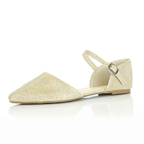 Top 10 best selling list for flat shoes with a buckle