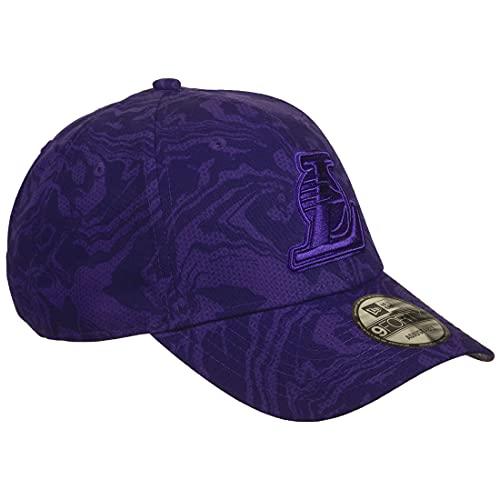 New Era 9FORTY NBA Los Angeles Lakers - Gorra, diseño de camuflaje