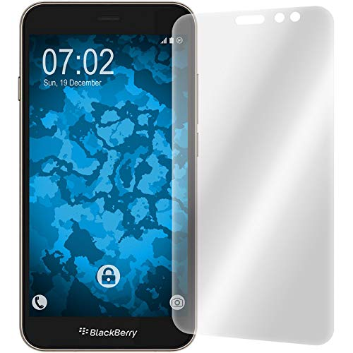 PhoneNatic 2er-Pack Bildschirmschutzfolien klar Flexible Folien kompatibel mit BlackBerry Aurora
