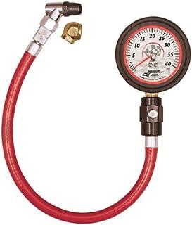 Longacre Racing 52013 Deluxe 2.5'' Tire Pressure Gauge