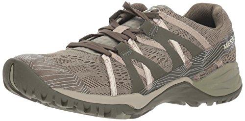 Merrell Women's Siren HEX Q2 E-MESH Sneaker, Olive You, 11 M US