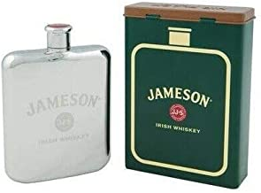 Jameson Irish Whiskey Signature Flask