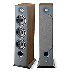 Focal Chora 826 Floor Standing Speakers - Pair (Dark Wood)