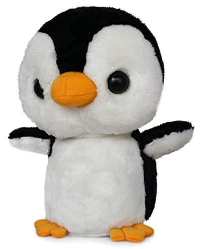 Ice King Bear Baby Penguin Plush Toy - Cute Stuffed Animal - 8 Inch Tall