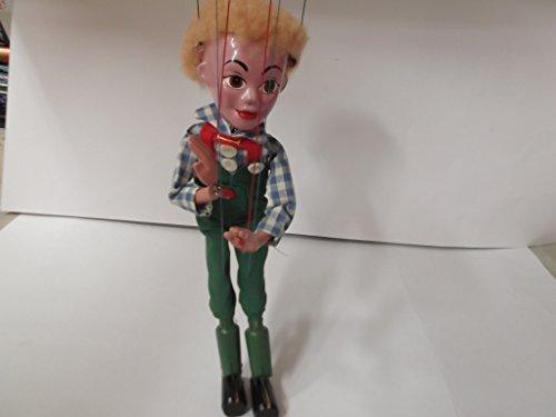 Pelham Puppets Hansel Vintage 1950-1960 Marionette Puppet