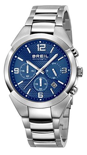 Orologio BREIL UOMO GAP quadrante MONO-COLORE BLU movimento CHRONO QUARZO e BRACCIALE ACCIAIO TW1328