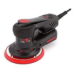 MENZER excentrieke slijpmachine ETS 150 5.0 (model 2020) voor grof en tussenliggend slijpen incl. slijpwielset*