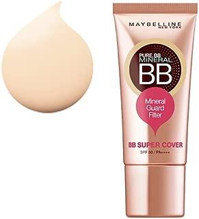 Japan Beauty - Maybelline Pure Mineral BB SP cover 01 Natural Beige *AF27*