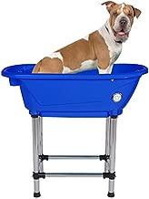 Flying Pig Pet Dog Cat Portable Bath Tub (Royal, 37.5