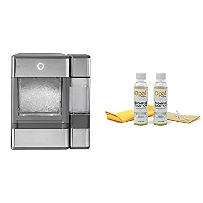 GE Profile Opal | Countertop Nugget Ice Maker & First Build OpalCleaningKit01 Opal Cleaning Kit, Green