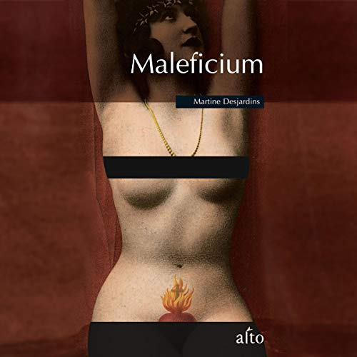 Maleficium [Wrongdoing] audiobook cover art