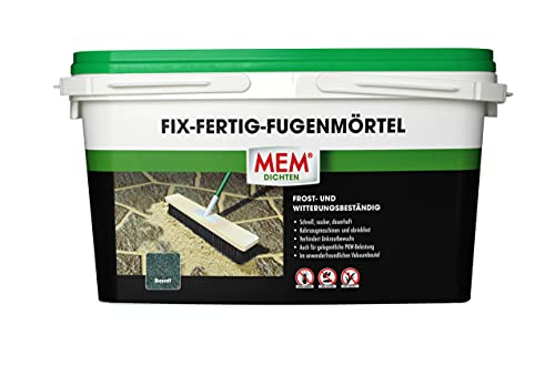 MEM Fix-Fertig basalt 25 kg Bild
