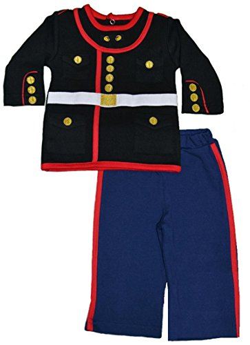 U.S Marine Corps Dress Blues Uniform for Infant Child 0-12 Mos (6-9 MONTHS)