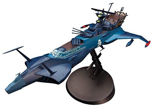 Hasegawa, CW08,Space Pirate Battleship Arcadia, in Scala 1:1500