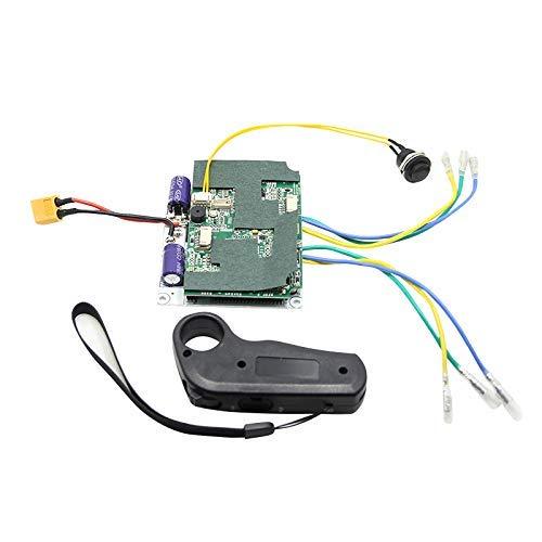 GUOCAO Controlador de monopatín monopatín único controlador de unidad de monopatín de alta potencia de la placa de