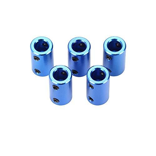 Furiga 3D-Druckkoppler 5mm auf 8 mm Nema 17 Motorwelle Flexible Kupplungen für Ender 3 CR-10 10S S4 Prusa Duplicator i3 CNC-Maschine 5PCS