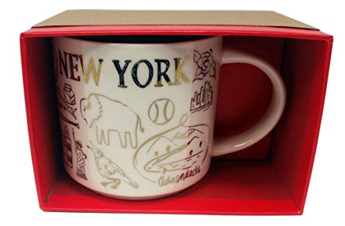 Starbucks Been There Serie New York State Holiday 2018 Tasse 400 ml