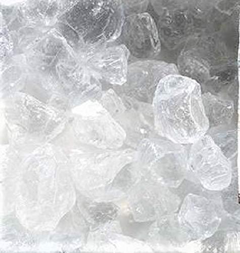 Glassteine Glasbrocken 20-40mm 5 KG farblos Natur