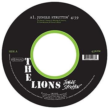 Jungle Struttin' b/w Ethio-Steppers