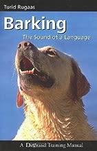 Barking( The Sound of a Language)[BARKING][Paperback]