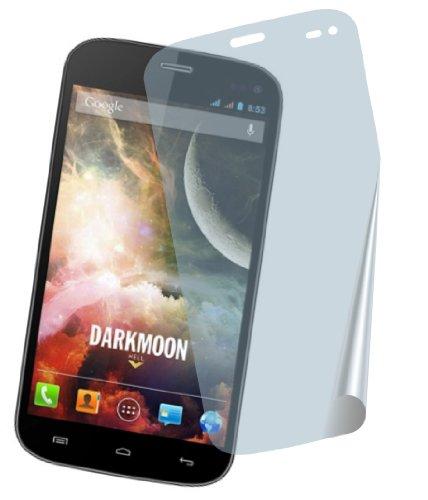 4ProTec I 4X Wiko Darkmoon ENTSPIEGELNDE Premium Bildschirmschutzfolie Displayschutzfolie Schutzhülle Bildschirmschutz Bildschirmfolie Folie