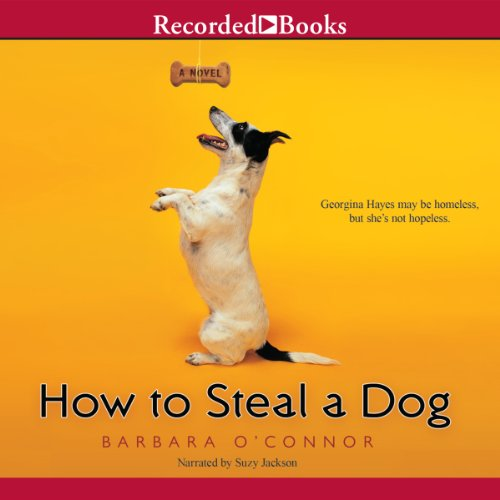 Page de couverture de How to Steal a Dog