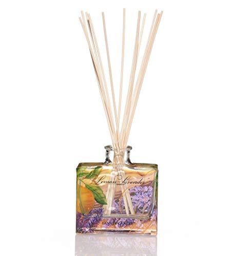 Yankee Candle Signature Reed Aroma Diffuser, Lemon Lavender, 88ml, hält bis zu 8Wochen