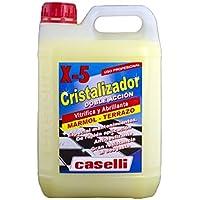 Caselli Cristalizador Máquina Doble Acción, vitrifica y abrillanta Marmol y Terrazo, X5
