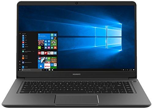 Huawei Matebook D, Display 15.6  FHD , I5-7200U, SSD 256 GB, Scheda Grafica Intel HD Graphics 620, Windows 10 Home [Layout Italiano]