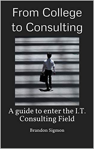From College to Consulting: A guide to enter the I.T. Consulting Field (English...