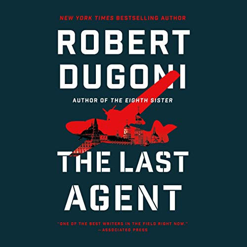 The Last Agent cover art