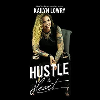 Hustle and Heart audiobook cover art