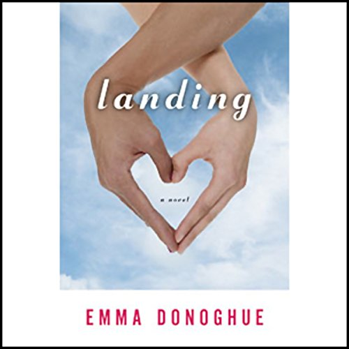 Landing audiobook cover art