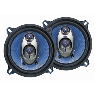 """Pyle, PL53BL, Blue Label, Car Speakers, 2PK 100 W RMS - 2 Pack - 4 Ohm - 5.25"""" [Non - Retail Packaged]"""