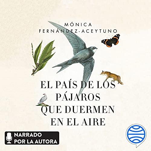 El país de los pájaros que duermen en el aire cover art