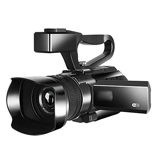 MeiDao 2020 Nueva Cámara Digital Profesional HD Portátil De Mano Videocámara 4K...