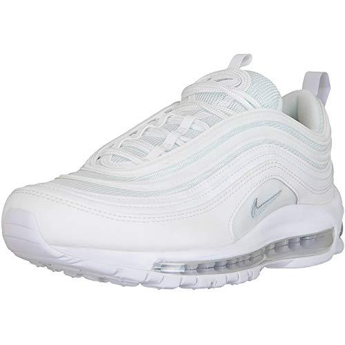Nike Air Max 97 Sneaker Trainer (43 EU, White/Grey)