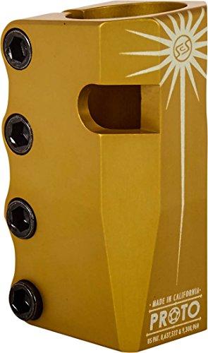 Proto Sentinel SCS Compression Clamp + Fan tic26Pegatinas, dorado