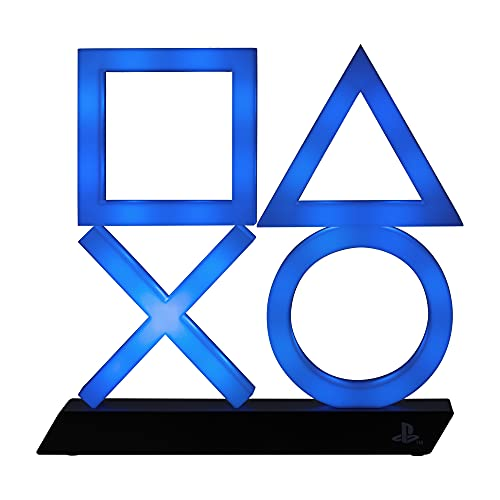 Paladone Playstation 5 Icons Light PS5 XL - Offiziell lizenzierte Ware