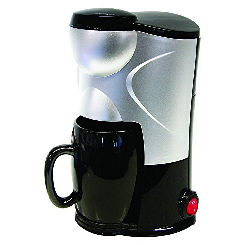 Carpoint 0510190 Kaffeemaschine Just 4 You 12V 170W 150ml