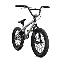 The Legion L18 is the perfect in between option for a kid who wants what comes on a standard 20 BMX but needs a slightly smaller frame; Suggested rider height is 3 feet 8 inches to 4 feet 8 inches The L18 features a durable Hi Ten steel frame; 16. 9 ...