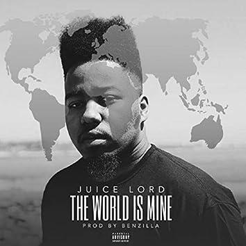The World IS Mine (feat. Jube Osirus)