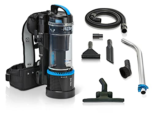Prolux Bagless Backpack Vacuum Cleaner