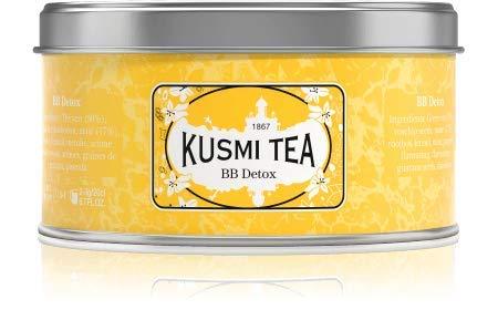 Kusmi Tea -Thé BB Detox - Mélange de Thé Vert, Thé...