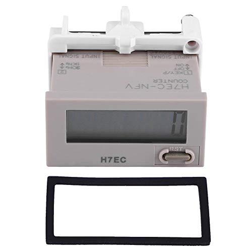 Contador electrónico H7EC-NFV Totalizador de contador eléctrico digital...