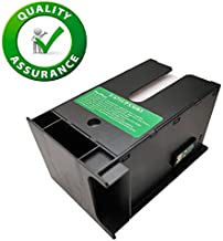 T6711 Ink Maintenance Tank Box Remanufactured for Workforce WF3520 WF3540 WF3620 WF7110 WF7210 WF7510 WF7610 WF7620 WF7710 WF7720 ET16500 Printer