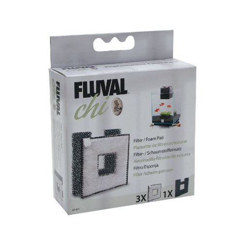 fluval chi filter replacement - 2
