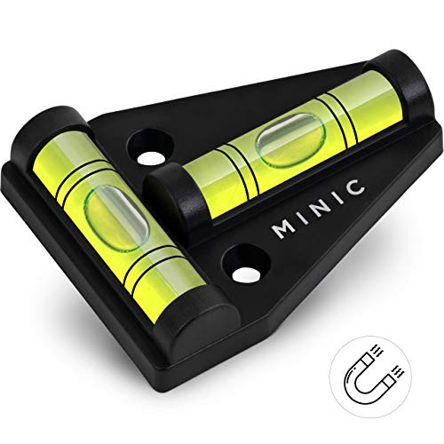 MINIC Magnetische-Kreuzwasserwaage ||...